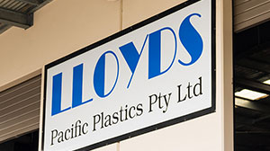 Why choose Lloyds Pacific Plastics